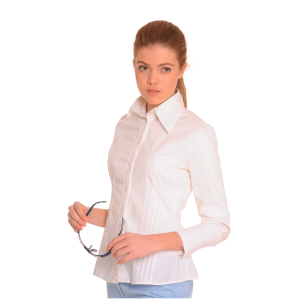 Ladies-Shirt-for-Work-Auriga-White-1