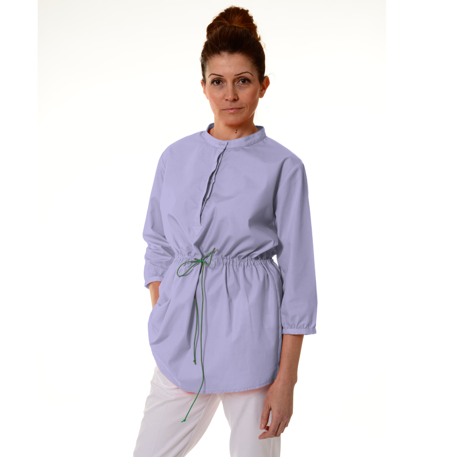 Ladies-Tunics-for-Work-Andromeda-Lilac