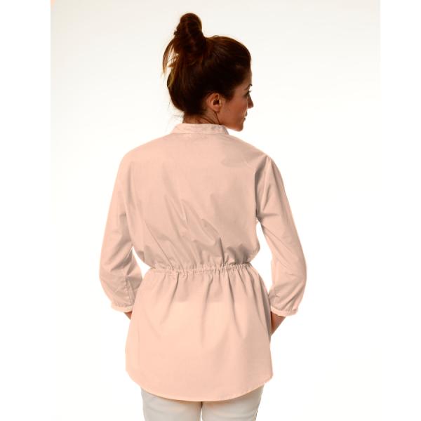 Ladies-Tunics-for-Work-Andromeda-Stone-back