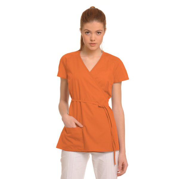 Medical-Tunic-Ara-Orange