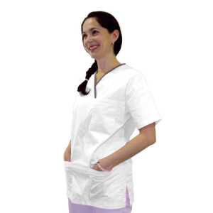 Medical-Tunic-Lupus-White