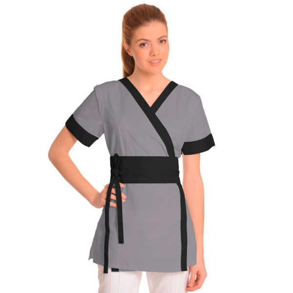 Medical-Workwear-Tunics-Vela-Grey