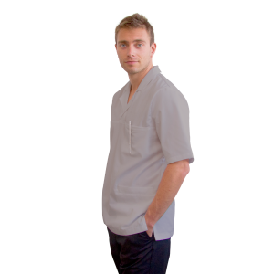 Work-Tunics-for-men-Dorado-grey