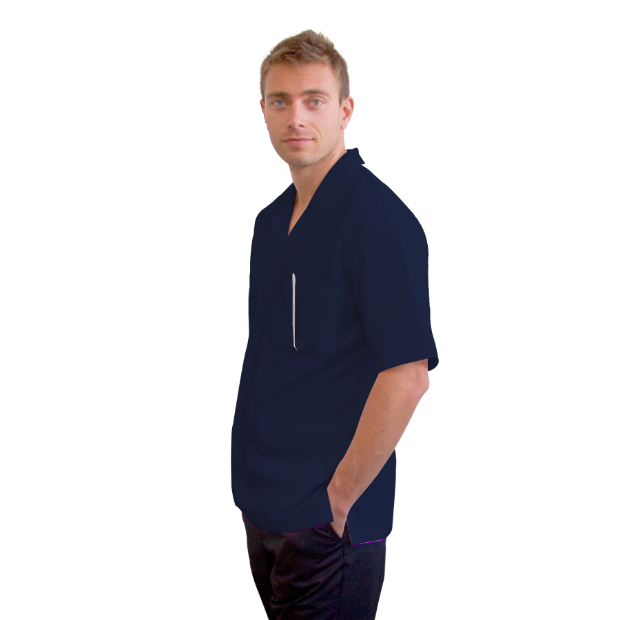 Work-Tunics-for-men-Dorado-navy