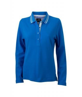 Longsleeve-Polo-Shirt-cobalt-JN-967-1
