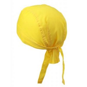 Medical-Hat-MB041-sun-yellow