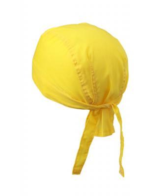 Medical-Hat-MB041-sun-yellow