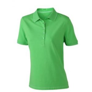 Women-Polo-Shirt-Green-JN-568-1
