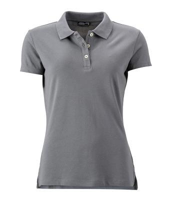 Women-Polo-Shirt-Grey-T-Shirt-JN-356-1