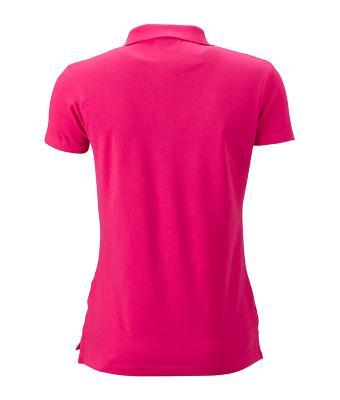 Women-Polo-Shirt-Pink-T-Shirt-JN-356-2