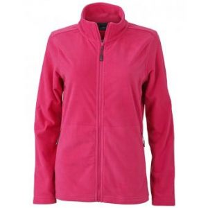 Womens-Fleece-Jacket-JN765-pink-1