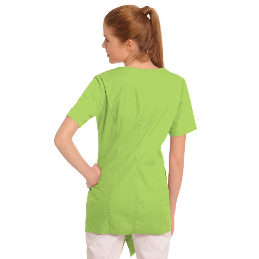 Womens-Work-Tinic-Lira-Green-back