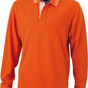 Long-Sleeve-Polo-Shirt-for-Men-JN968-dark-orange