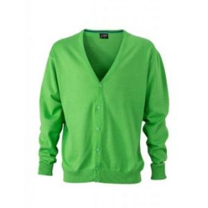 Mens-Cardigan-JN661-green