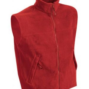 Mens-Sleeveless-Jacket-JN045-red