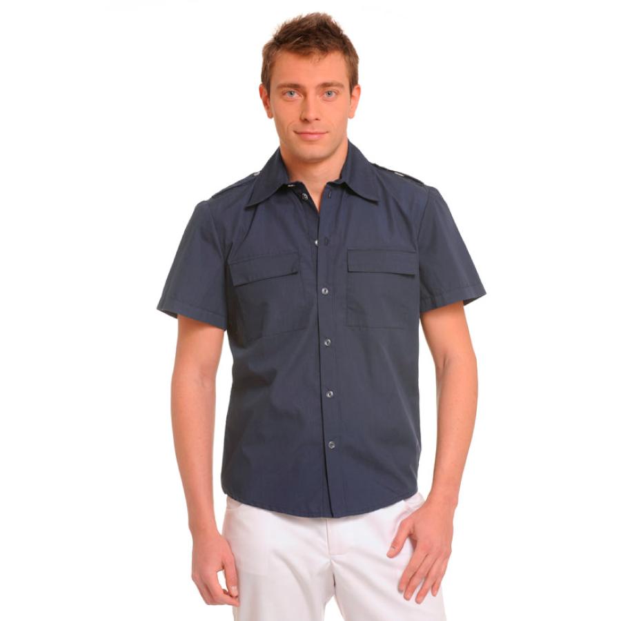 Mens-Work-Shirt-Sculptor-navy