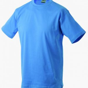 Mens-Work-T-shirt-JN002-aqua