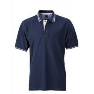 Polo-shirt-black-off-white-JN947-1