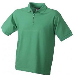 Polo-shirt-green-JN027