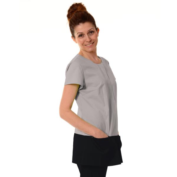 Womens-Tunics-for-Work-Columba-grey